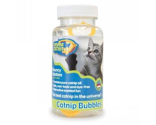 Cosmic Catnip Bubbles for Cats, 114mlCosmic Catnip has been grown in North America for over 30 years...