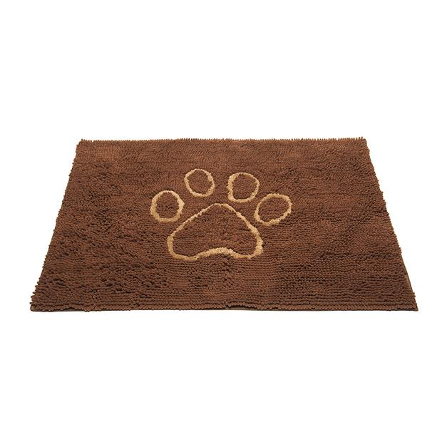 Dgs Dirty Doormat Brown Small Pet: Dog Category: Dog Supplies  Size: 0.6kg Colour: Brown  Rich...