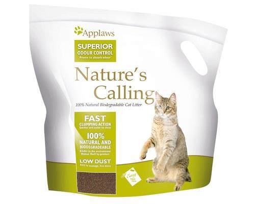 Applaws Nature's Calling Cat Litter, 6kgNature's Calling is a 100% natural and biodegradable cat...