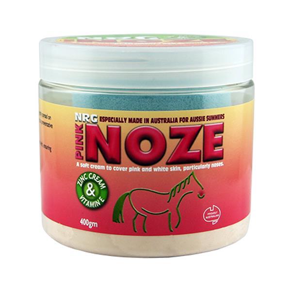 Nrg Pink Noze Sun Protection Cream 200g Pet: Horse Size: 0.3kg  Rich Description: Suitable for horses...