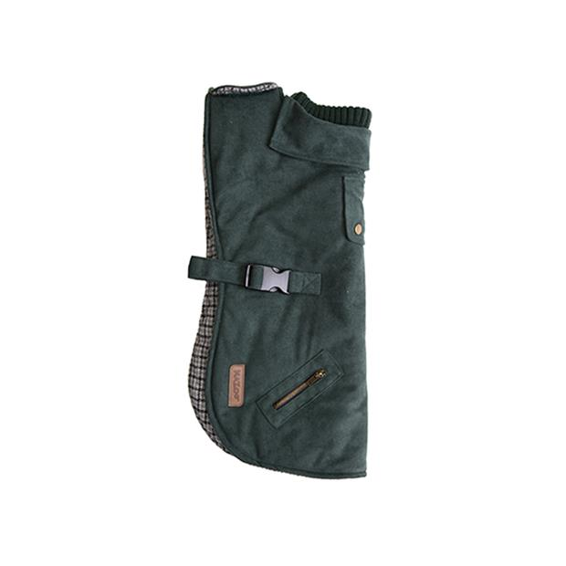 Kazoo Coat Banksia Forest Green Xx Large Pet: Dog Category: Dog Supplies  Size: 1.4kg Colour: Green...