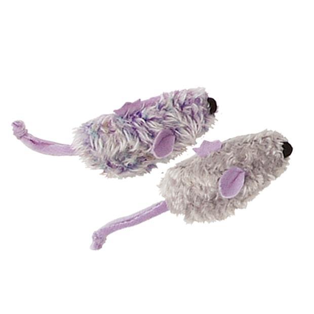 Kong Cat Refillables Mice Each Pet: Cat Category: Cat Supplies  Size: 0.5kg Colour: Purple  Rich...