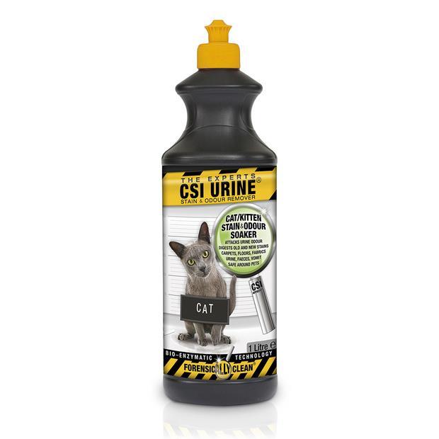 Csi Urine Cat Stain And Odour Soaker 1L Pet: Cat Category: Cat Supplies  Size: 0.4kg  Rich Description:...