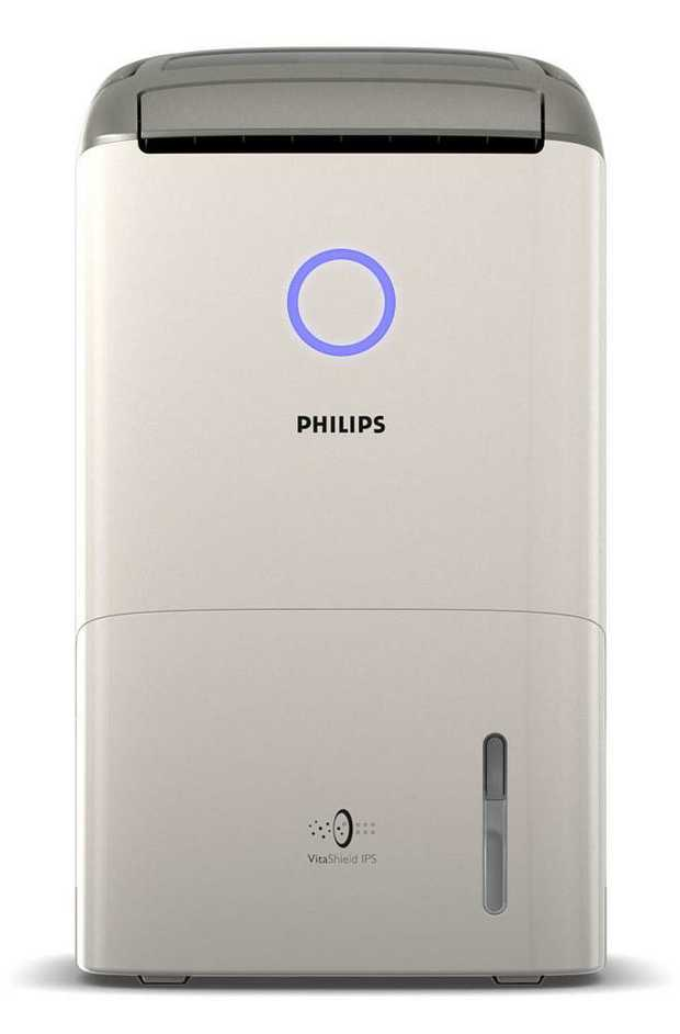 270m³/h Dehumidify up to 25L/Day Purify ONLY Mode Numerical display Automatic dehumidification control...