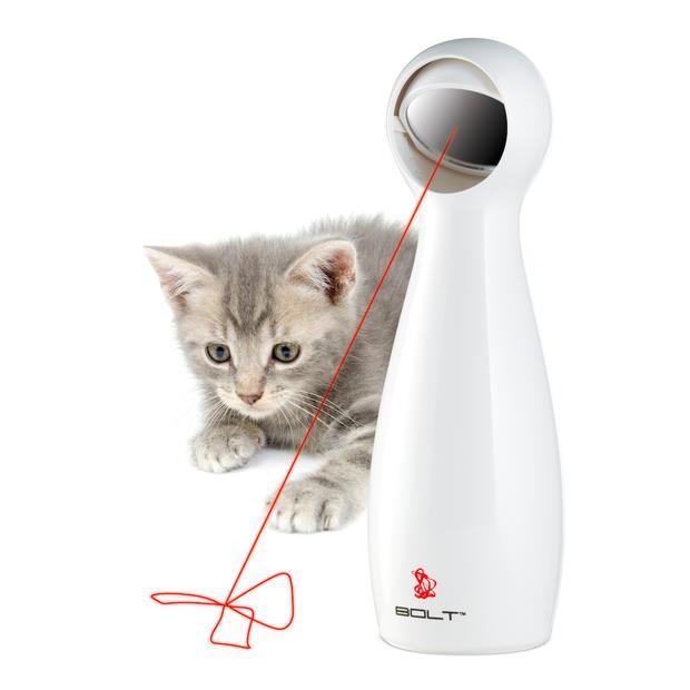 Frolicat Bolt Each Pet: Cat Category: Cat Supplies  Size: 0.2kg Colour: White  Rich Description: Bolt...