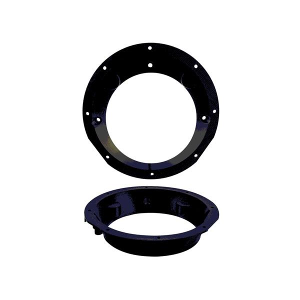 The Metra MT82-9600 Spacers feature ABS Plastic construction and fit in place of the OEM 6x9 speaker...