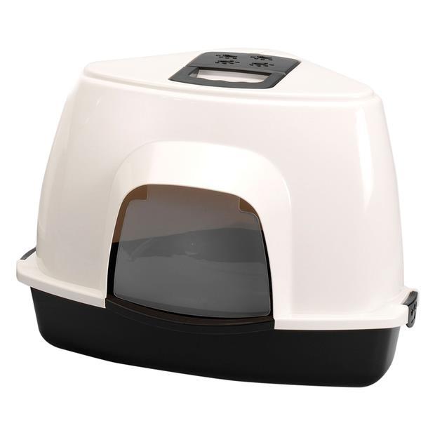 Playmate Corner Litter House Tray Each Pet: Cat Category: Cat Supplies  Size: 1.5kg  Rich Description:...