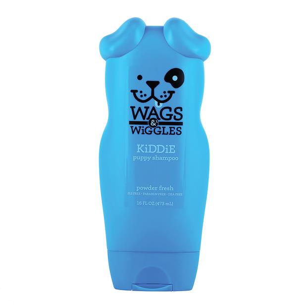 Wags And Wiggles Puppy Shampoo Powder Fresh 473ml Pet: Dog Category: Dog Supplies  Size: 0.5kg  Rich...