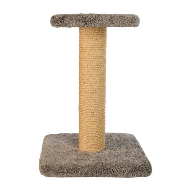Paws For Life Cat Scratching Post Junior Grey Each Pet: Cat Category: Cat Supplies  Size: 5.7kg  Rich...