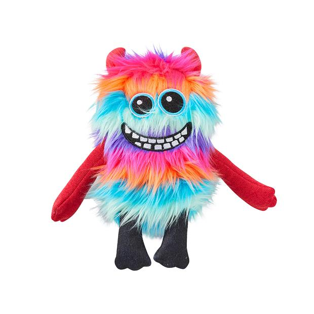 Paws For Life Cuddle Monster Rainbow Each Pet: Dog Category: Dog Supplies  Size: 0.1kg  Rich...