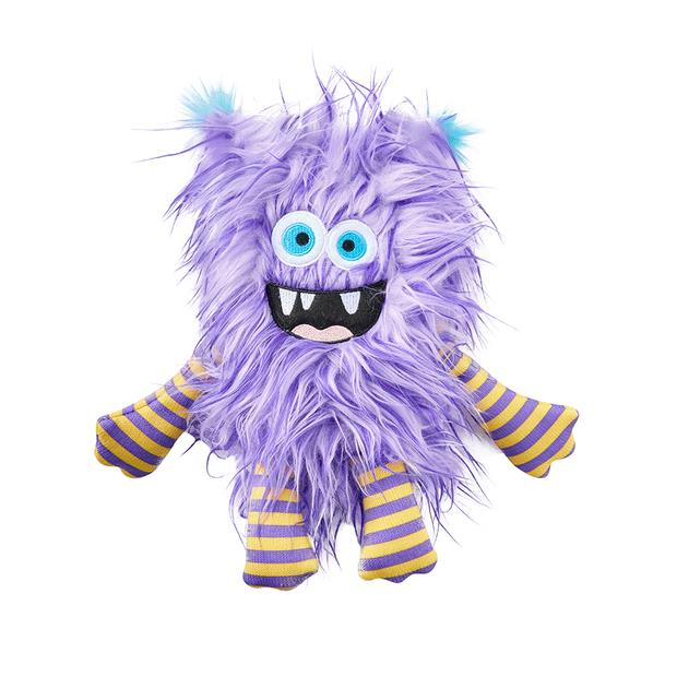 Paws For Life Cuddle Monster Periwinkle Each Pet: Dog Category: Dog Supplies  Size: 0.1kg  Rich...