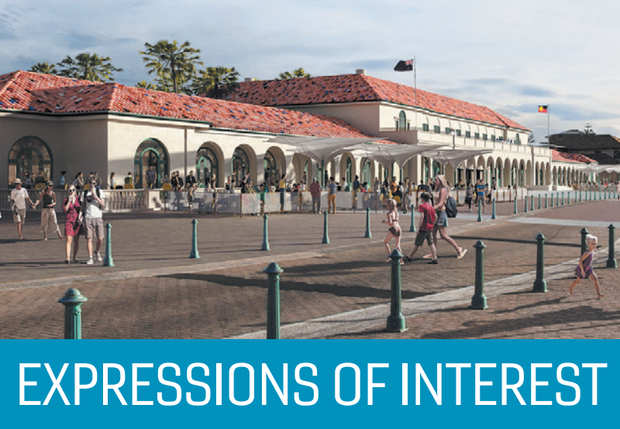 EXPRESSIONS OF INTEREST   SHOPS 2 AND 3, BONDI PAVILION NORTHERN RETAIL TENANCIES   EOI No.