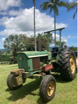 John Deere 2130 TractorGood condition , runs great - Reliable farm tractorFront & rear wheel...