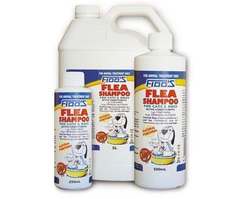 FIDOS FRE-ITCH FLEA SHAMPOO 500MLFido's Flea Shampoo is a mild shampoo which is used for the...