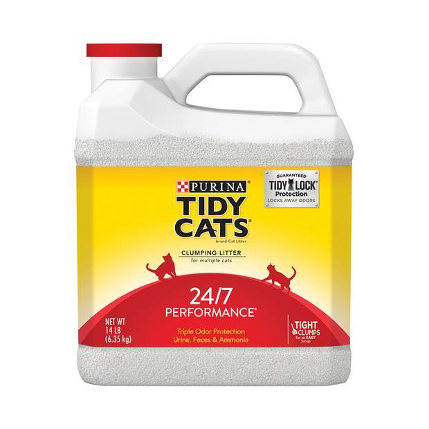 Tidy Cats Performance Scoop Jug 2 X 6.35kg Pet: Cat Category: Cat Supplies  Size: 12.7kg  Rich...