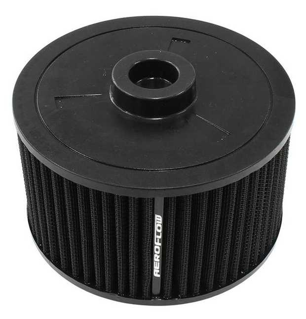 Replacement Round Air Filter Element Suit 1996-2005 Toyota Landcruiser & Hilux 2.7, 3.0L (A1397)
