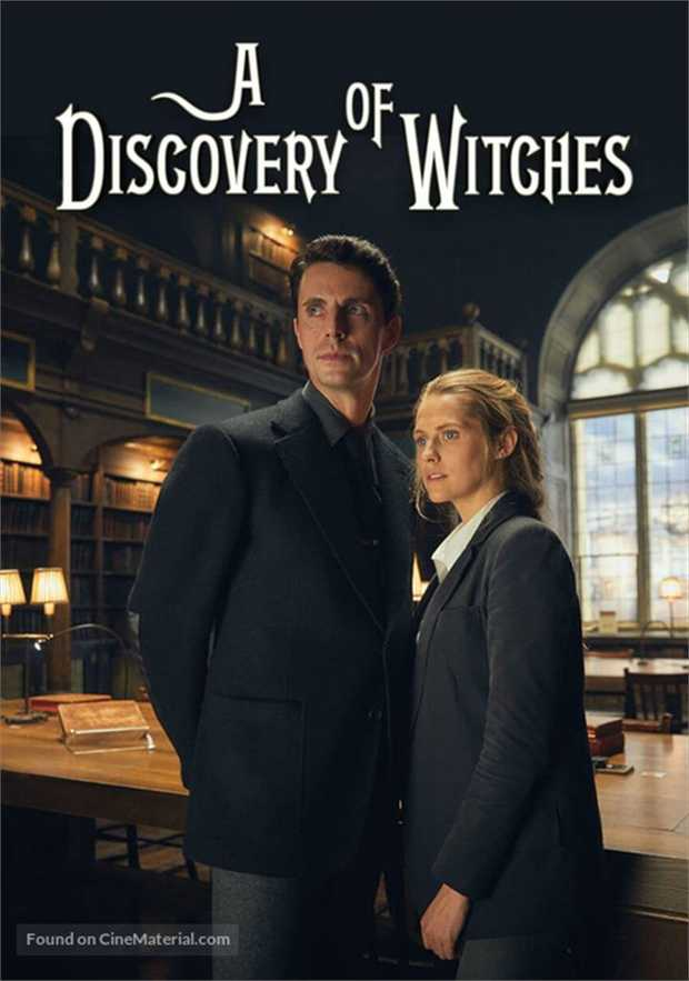 A Discovery Of Witches - Season 2 DVD         SECRET UNDERWORLD OF...