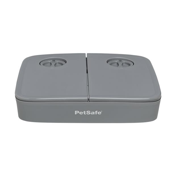 Petsafe Automatic Two Meal Pet Feeder Each Pet: Dog Category: Dog Supplies  Size: 0.6kg  Rich...