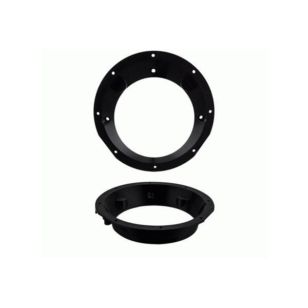 The Metra MT82-9601 Spacers feature ABS Plastic construction and fit in place of the OEM 6.5-6.75...