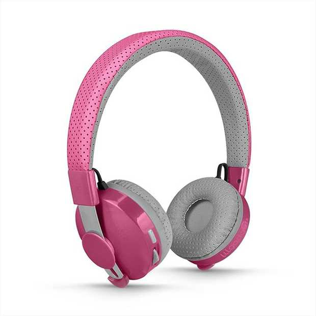 LilGadgets Untangled Pro Childrens Wireless Bluetooth Headphones  Pink  UNTANGLED PRO. Recommended for...