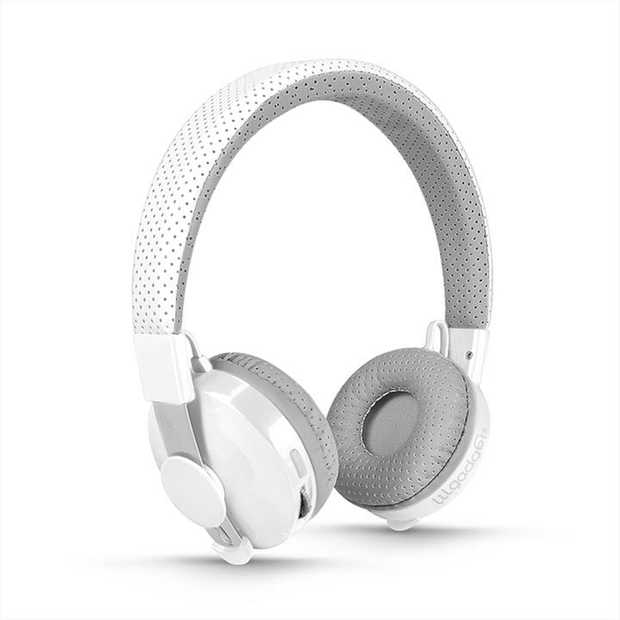 LilGadgets Untangled Pro Childrens Wireless Bluetooth Headphones  White  UNTANGLED PRO. Recommended for...