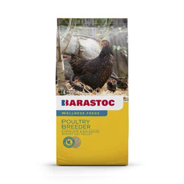 Barastoc Poultry Breeder 20kg Pet: Bird Category: Bird Supplies  Size: 20kg  Rich Description: Barastoc...