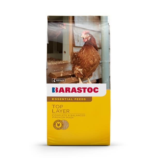 Barastoc Top Layer Mash 20kg Pet: Bird Category: Bird Supplies  Size: 20kg  Rich Description: Barastoc...