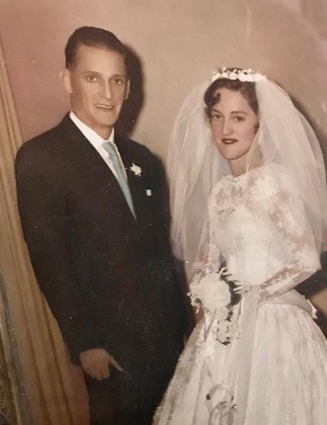 Happy 60th Wedding Anniversary Stanley & Marlene Wilson (nee McTaggart)Congratulations on 60 years...