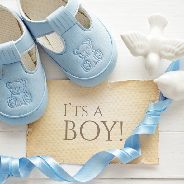 It's a boy!    Pendleton ~ Flude   