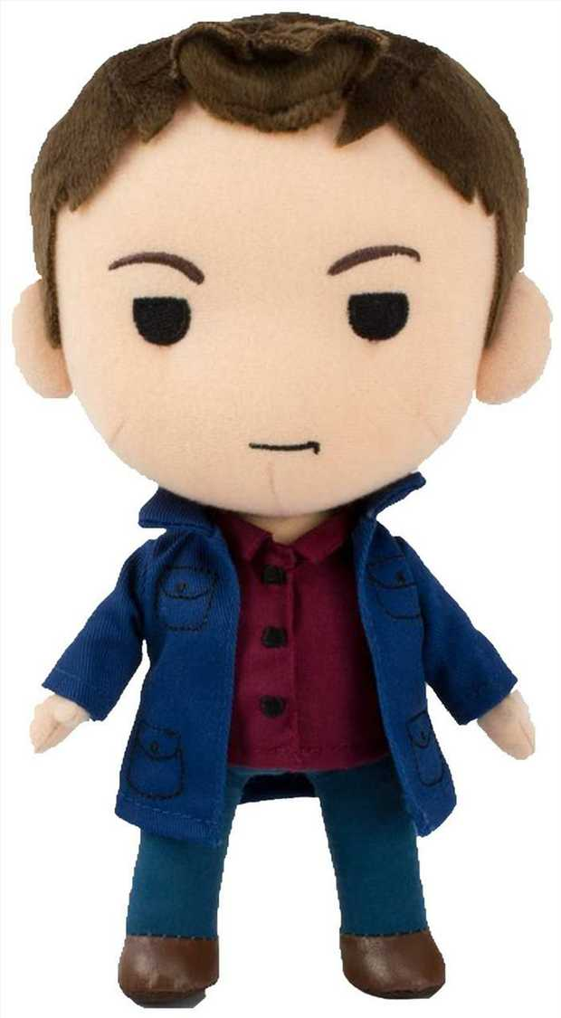 Get the burgers and beer! Dean Winchester's ready to jump into the '67 Impala and kick some...