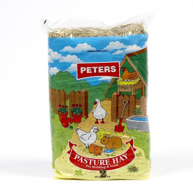 Peters Pasture Hay 2kg Pet: Small Pet Category: Small Animal Supplies  Size: 2kg  Rich Description:...