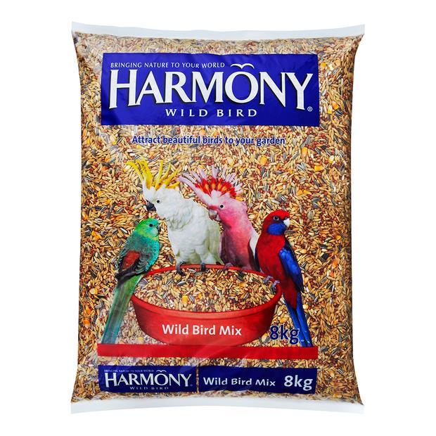 Harmony Wild Bird Mix 16kg Pet: Bird Category: Bird Supplies  Size: 16kg  Rich Description: Bring...