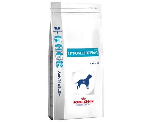 Royal Canin Veterinary Diet Dog Food, Hypoallergenic, 14kgHypoallergenic dog food from Royal Canin is a...