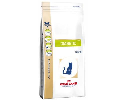 Royal Canin Veterinary Diet Cat Food, Diabetic, 3.5kgThis diabetic cat food may be recomended by your...