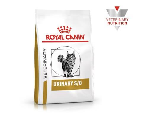 Royal Canin Veterinary Diet Cat Food, Urinary S / O, 3.5kgRoyal Canin urinary health cat food is...