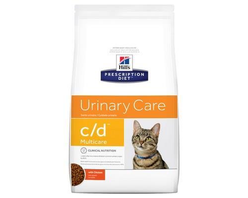 Hill's Prescription Diet Cat Food, C/D Multicare Bladder Health, 3.85kgHill's Bladder Health cat food...