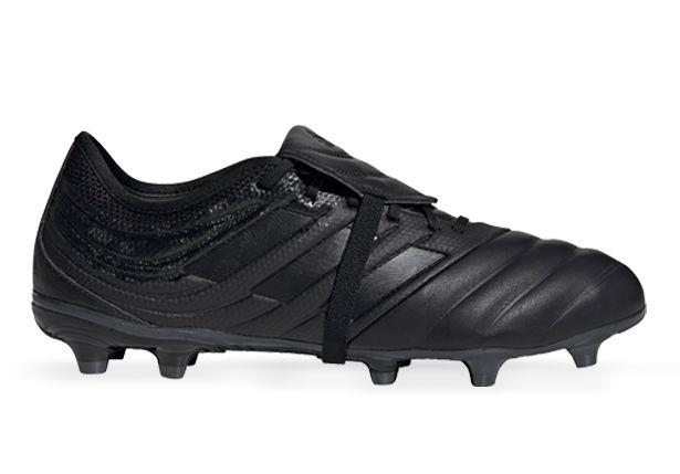 The Adidas Copa Gloro 20.2 leather firm ground boots offer a silky touch that will let you demand more...