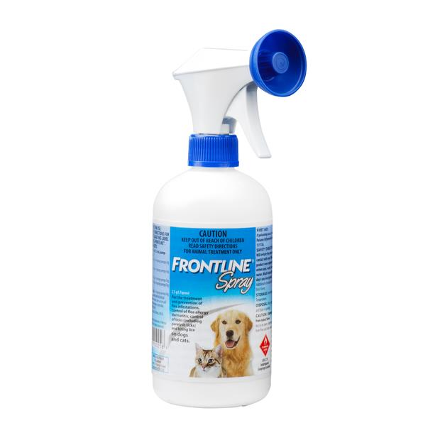 Frontline Spray 100ml Pet: Dog Category: Dog Supplies  Size: 0.1kg  Rich Description: Frontline Spray...