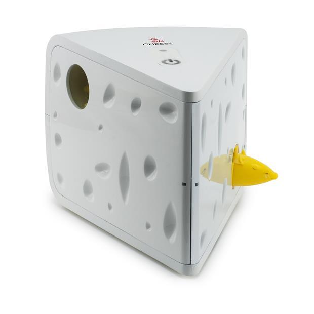 Frolicat Cheese Each Pet: Cat Category: Cat Supplies  Size: 0.5kg Colour: White  Rich Description: The...