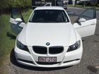 BMW 320D 2006 - 6 SP AUTOMATIC STEPTRONIC - 4D SEDAN - FOR SALE
