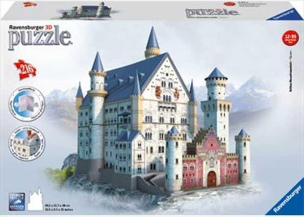 Neuschwanstein Castle, Made Famous by Disney, Visited By Over 61 Million People!  Neuschwanstein Castle...