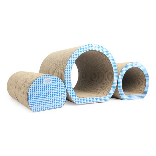 Afp Cat Cave Scratcher 3 Pack Pet: Cat Category: Cat Supplies  Size: 8.5kg  Rich Description: The folks...