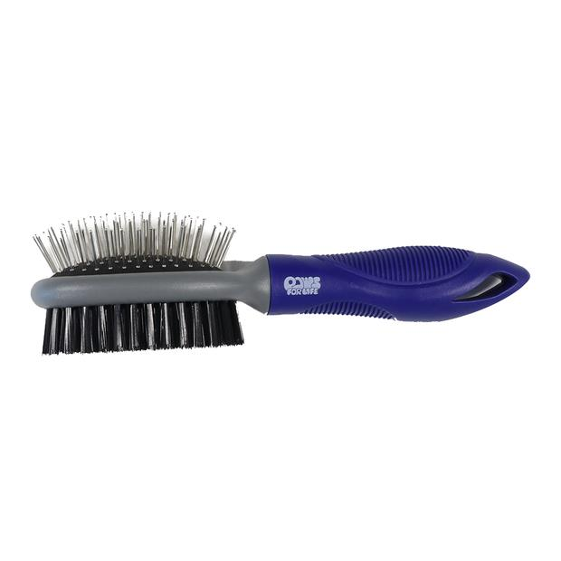 Paws For Life Combo Brush Large Pet: Dog Category: Dog Supplies  Size: 0.1kg  Rich Description: Paws...