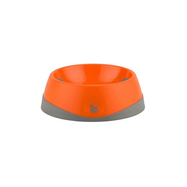 Lickimat Oh Bowl Orange Large Pet: Dog Category: Dog Supplies  Size: 0.3kg Colour: Orange Material:...