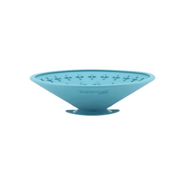 Lickimat Splash Turquoise Each Pet: Dog Category: Dog Supplies  Size: 0.2kg Colour: Blue Material:...