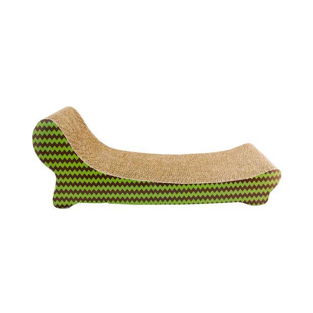 Pawise Cat Scratcher Lounge Each Pet: Cat Category: Cat Supplies  Size: 0.6kg Colour: Brown  Rich...