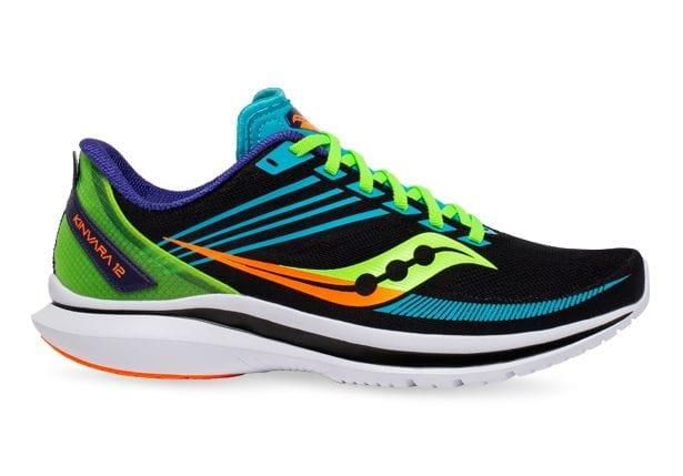 Introducing the twelfth edition to the ever-popular Kinvara story. The Saucony Kinvara 12 takes on an...