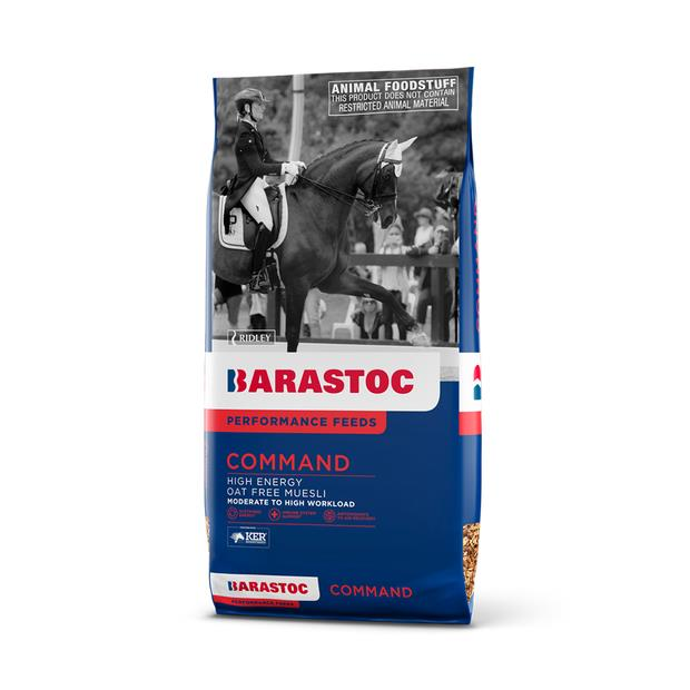 Barastoc Command 20kg Pet: Horse Size: 20kg  Rich Description: Barastoc Commandnbsp  Formulated with...