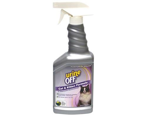 URINE OFF CAT & KITTEN FORMULA 500MLCat urine is well known for being particularly pungent, and...