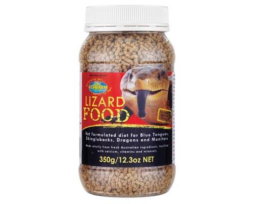 VETAFARM HERPAVET LIZARD FOOD 350GMMade from highly palatable, fresh Aussie ingredients, Ectotherm...
